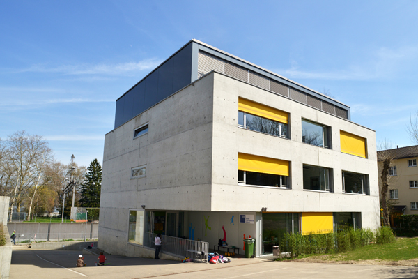 SIS Swiss International School 8038 Zuerich